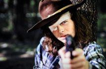 The Walking Dead : un teaser bien larmoyant sur Carl Grimes