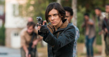 The Walking Dead : Lauren Cohan devrait rester encore un temps !