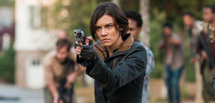 The Walking Dead : Lauren Cohan devrait rester encore un temps !