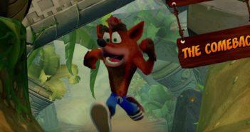 Un nouveau Crash Bandicoot pour 2019