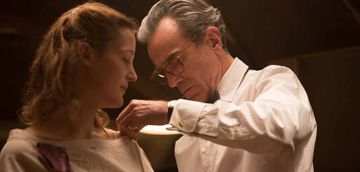 Critique Phantom Thread : Daniel Day-Lewis et P. T. Anderson au sommet de leur art