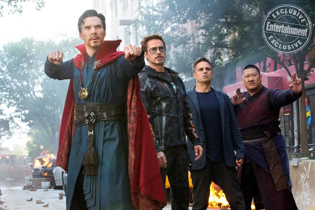 Avengers : Infinity War s'offre une seconde bande annonce de feu