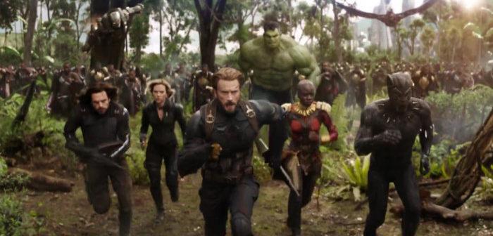 Avengers: Infinity War – Steve Rogers se prépare au combat sur une nouvelle image