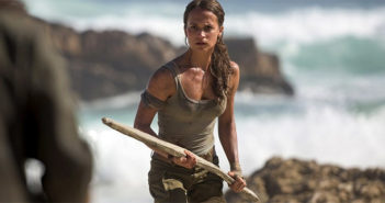 Box-office US : Tomb Raider fait le job, mais va devoir tenir !