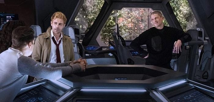 Constantine va peut-être rester dans DC's Legends of Tomorrow !