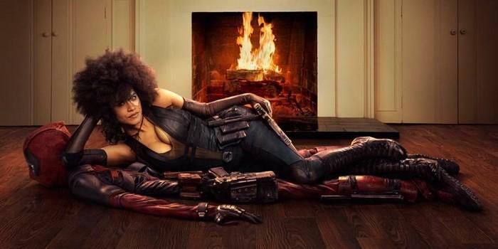 Deadpool 2 : on retrouvera Domino encore 2 fois ! (Pour l'instant)