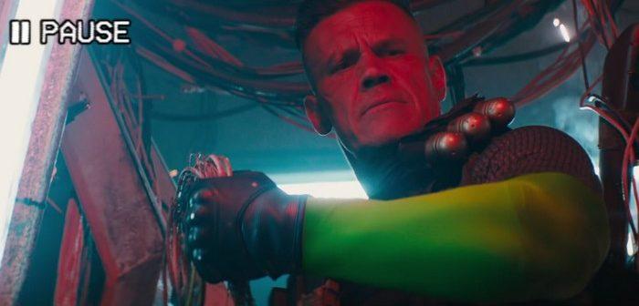 Deadpool 2 : Josh Brolin en reshoots à cause de Thanos !