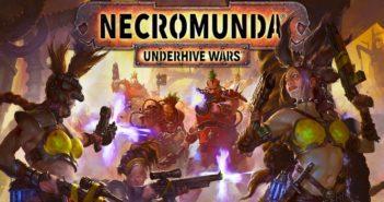 [Hands off] Necromunda Underhive Wars mélange osé des genres !