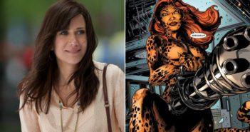 Wonder Woman 2 : Kristen Wiig pourrait créer la surprise en Cheetah !