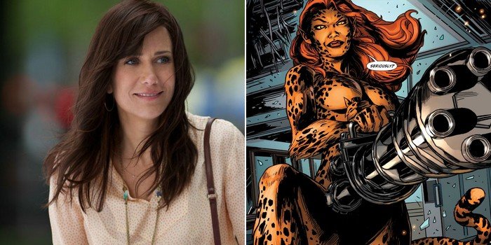 Wonder Woman 2 : Kristen Wiig pourrait créer la surprise en Cheetah !