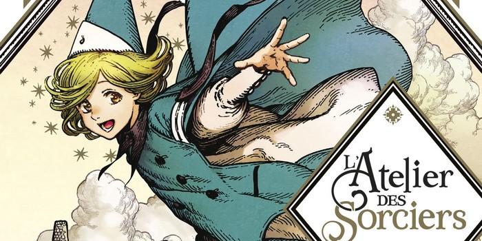 Critique Manga – L'Atelier des Sorciers tome 1 : Harry Potter n'a qu'à bien se tenir !