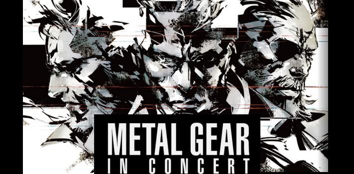 Metal Gear : le concert symphonique arrive enfin à Paris !