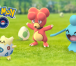 Pokémon Go, retour d'un célèbre festival en jeu !