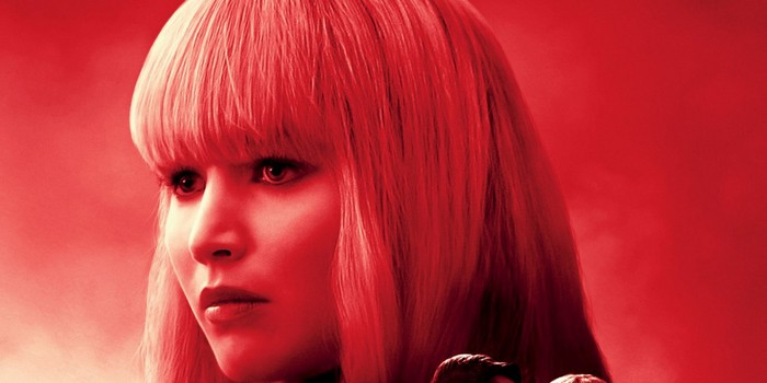 Critique Red Sparrow : la métamorphose en papillon