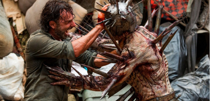 The Walking Dead et Fear The Walking Dead arrivent sur grand écran!