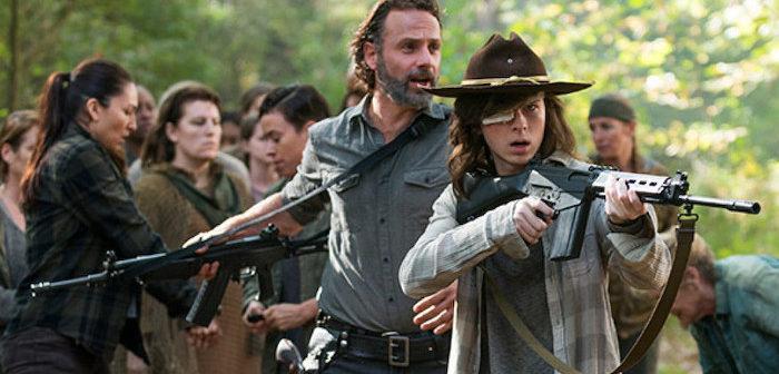 The Walking Dead: le dessinateur du comics tacle la série!
