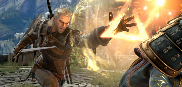 The Witcher Geralt de Riv dans les rangs de Soulcalibur VI !