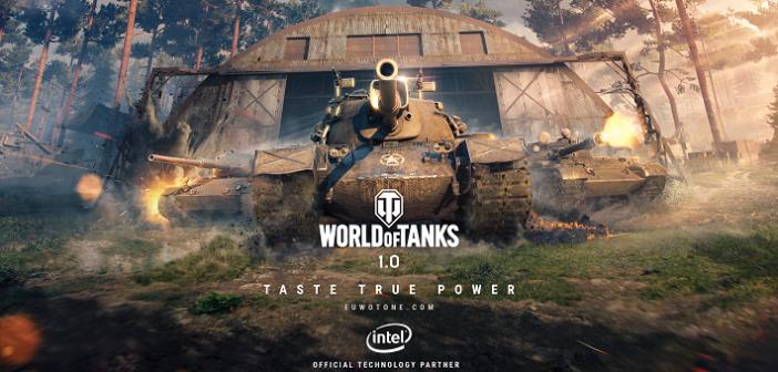 World of Tanks se fait canon pour sa version 1.0 !