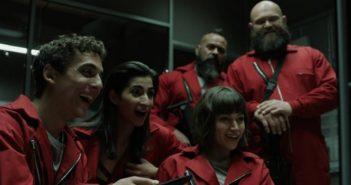 La Casa de Papel : la suite (et fin ?) de la série arrive sur Netflix !