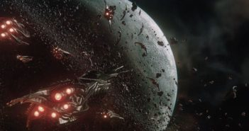 Star Citizen cette semaine : l'update mensuel de Squadron 42 !