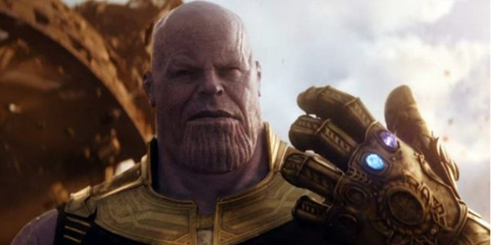 Avengers Infinity War : Thanos n'aime pas les spoilers !