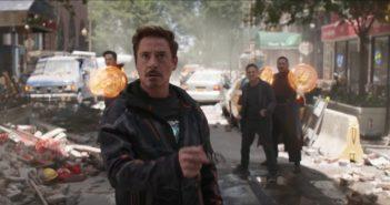 Avengers Infinity War : un démarrage record au box-office !