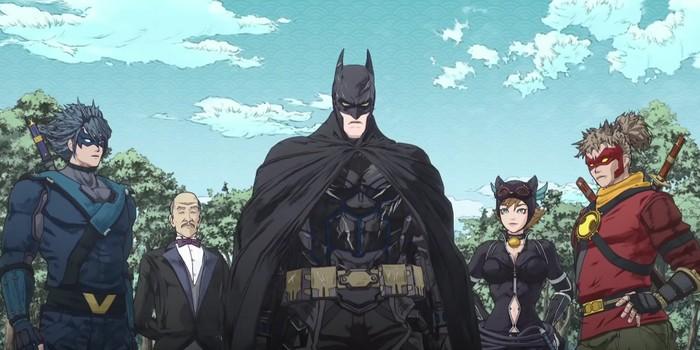 Critique Batman Ninja : une expérience nippone ni mauvaise