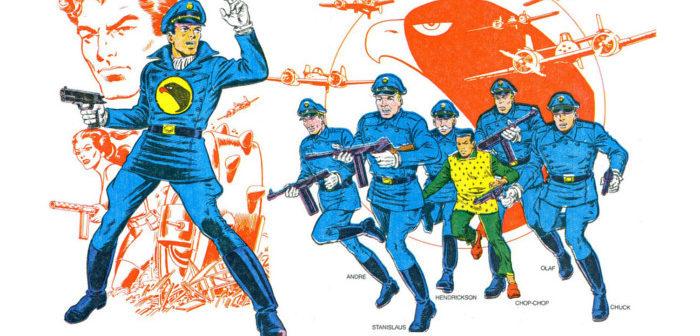 Blackhawk: Steven Spielberg va signer son propre film de super-héros ou presque
