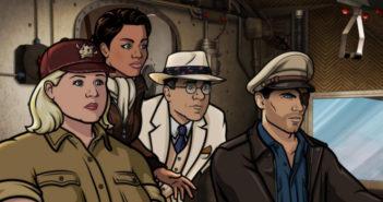 Critique Archer Saison 9 Episode 1: vers le début de la fin?