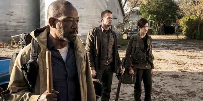 Critique Fear The Walking Dead saison 4 épisode 1 : parfaite fusion !