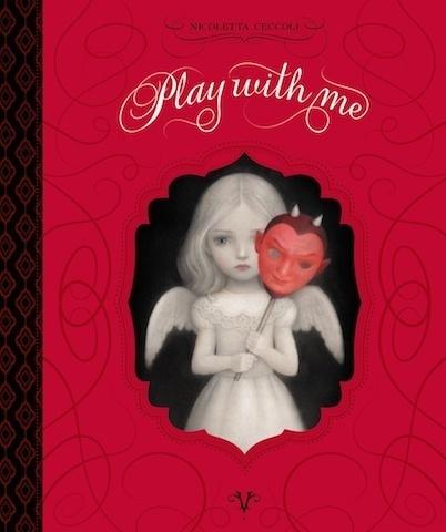 Critique Livre - Play with me_un univers artistique entre rêve et cauchemar