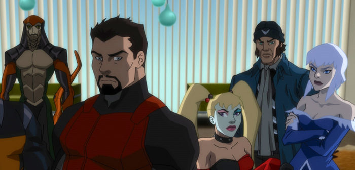 Critique Suicide Squad : Hell to pay : le réchauffé made in DC…