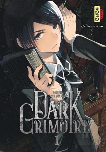 Critique Manga - Dark Grimoire tome 1 : magie encore trop obscure