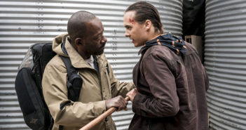 Fear The Walking Dead saison 4 : Morgan impose son style dans le trailer !