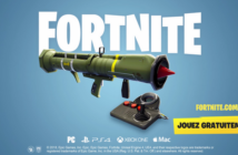 Fortnite Battle Royale : bye bye missile guidé