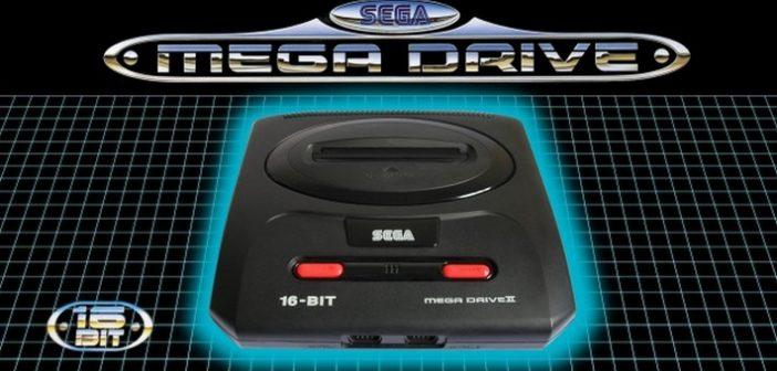 La SEGA Mega Drive va aussi avoir sa version Mini !