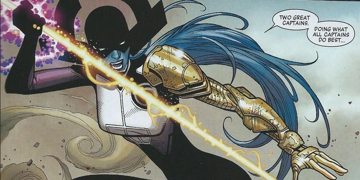 Avengers Infinity War révèle l'identité (vocale) de Proxima Midnight