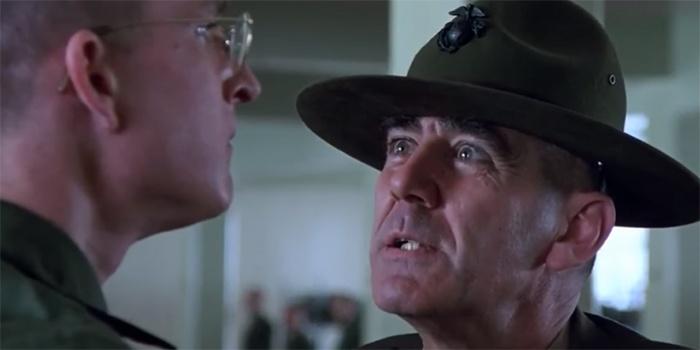 R. Lee Ermey, l'inoubliable sergent Hartman de Full Metal Jacket est décédé