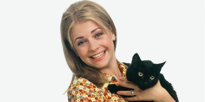Sabrina: première photo de la nouvelle apprentie sorcière