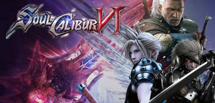 SoulCalibur VI un vieux de la vieille rejoint le roster !