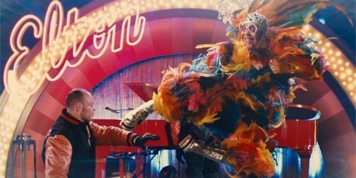 Paramount prépare un biopic sur Elton John