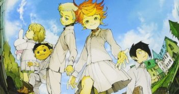 Critique Manga – The Promised Neverland tome 1 : un peu de chair fraîche