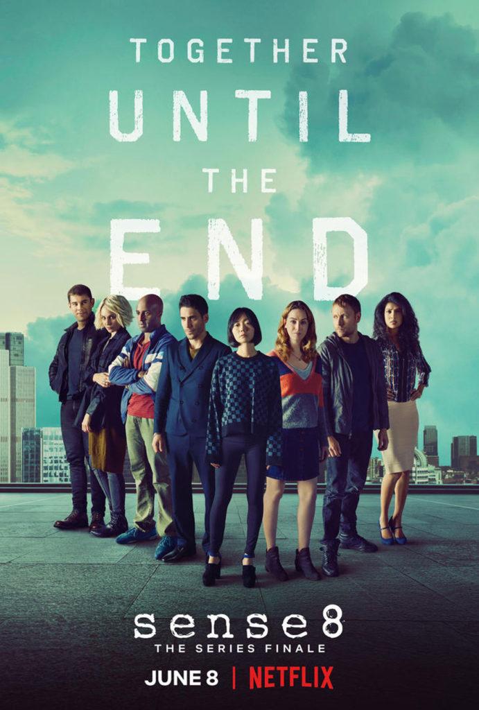Sense8 : l'épisode final enfin datée par Netflix !