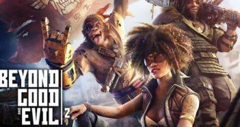 Beyond Good & Evil 2 une vidéo nous présente le gameplay