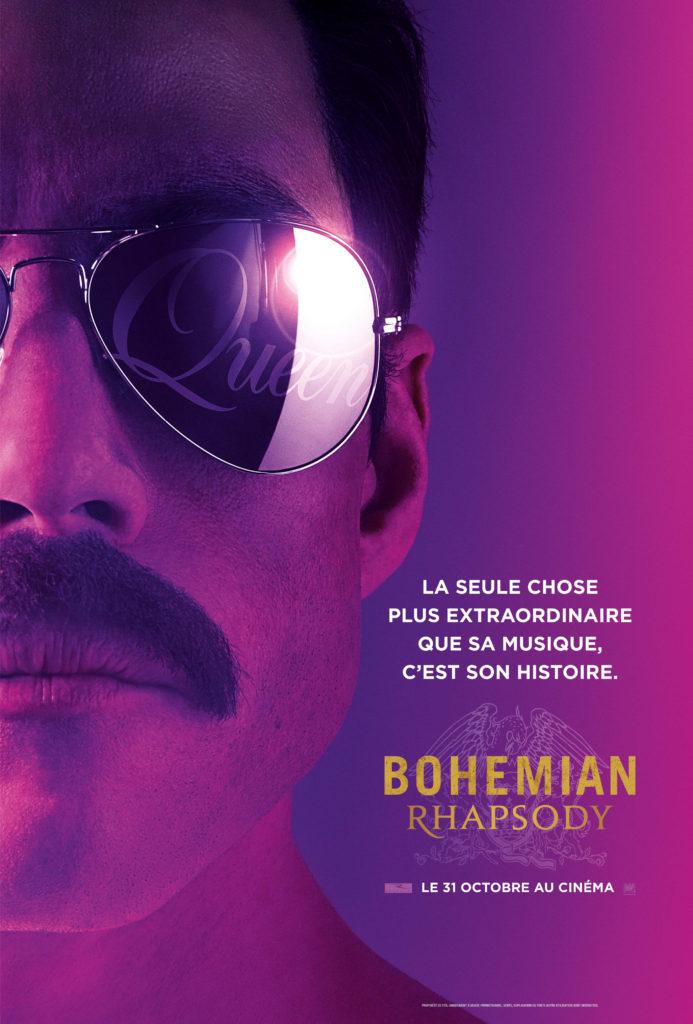 Bohemian Rhaspody : une bande-annonce rock pour Queen et Freddie Mercury