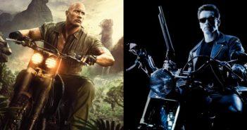 Pourquoi Dwayne Johnson n'est pas Arnold Schwarzenegger