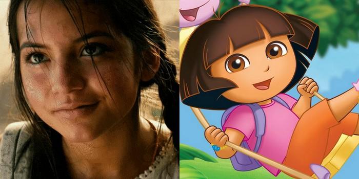 Isabela Moner : de Transformers à...Dora l'exploratrice !