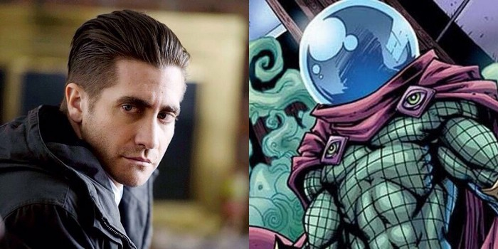 Spider-Man : Homecoming 2 : Jake Gyllenhaal en Mysterio !