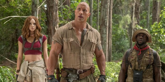 Sortie Blu-ray 3D - Critique : Jumanji : Bienvenue chez The Rock