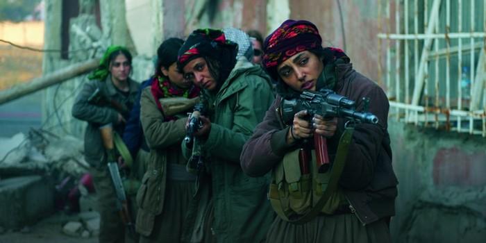 Cannes 2018 - Critique Les Filles du Soleil : la guerre des femmes